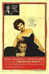 Постер к фильму «Сверхсекретное дело»
