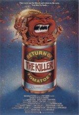 Постер к фильму «Возвращение томатов-убийц»