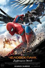 Постер к фильму «Человек-паук: Возвращение домой»