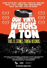 Постер к фильму «Наш винил весит тонну»
