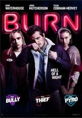 Постер к фильму «Burn»