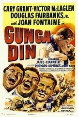 Постер к фильму «Ганга Дин»