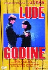Постер к фильму «Безумные годы»
