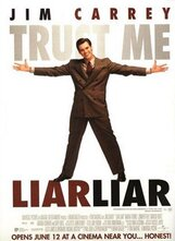 Постер к фильму «Лжец, лжец»