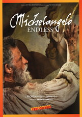 Постер к фильму «Микеланджело. Бесконечность»