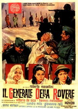 Постер к фильму «Генерал делла Ровере»