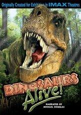 Постер к фильму «Динозавры Живы 3D»