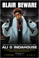 Постер к фильму «Али Джи в парламенте»