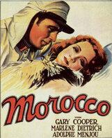 Постер к фильму «Марокко»