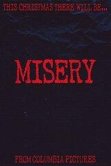 Постер к фильму «Мизери»