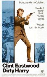 Постер к фильму «Грязный Гарри»
