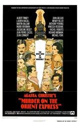 Постер к фильму «Убийство в Восточном экспрессе»
