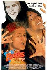 Постер к фильму «Новые приключения Билла и Теда»