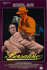 Постер к фильму «Борсалино»