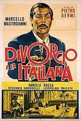 Постер к фильму «Развод по-итальянски»