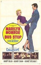 Постер к фильму «Автобусная остановка»