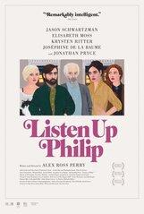 Постер к фильму «Послушай, Филип»