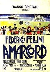 Постер к фильму «Амаркорд»