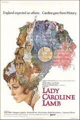 Постер к фильму «Леди Каролина Лэм»