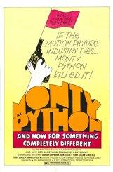 Постер к фильму «А теперь кое-что совсем другое»