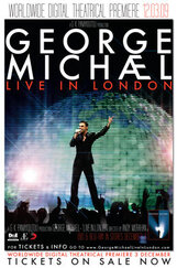 Постер к фильму «George Michael: Live in London»