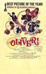 Постер к фильму «Оливер!»