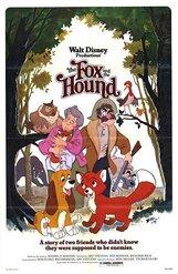 Постер к фильму «Лис и пес»