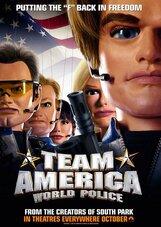 Постер к фильму «Отряд Америка: Всемирная полиция»