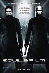 Постер к фильму «Эквилибриум»