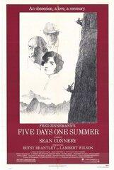 Постер к фильму «Пять летних дней»