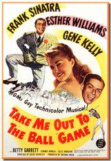 Постер к фильму «Возьми меня с собой на бейсбол»