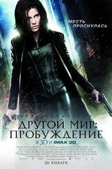 Постер к фильму «Другой мир: Пробуждение IMAX 3D»