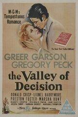 Постер к фильму «Долина решимости»