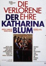 Постер к фильму «Поруганная честь Катарины Блюм»