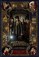 Постер к фильму «Фантастические твари: Преступления Грин-де-Вальда»