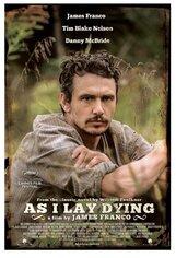 Постер к фильму «Когда я умирала»