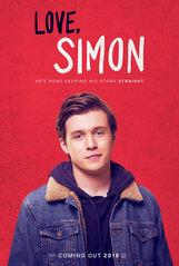 Постер к фильму «С любовью, Саймон»