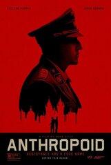 Постер к фильму «Антропоид»
