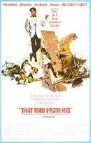 Постер к фильму «Человек из Рио»