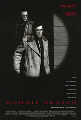 Постер к фильму «Донни Браско»