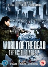 Постер к фильму «Дневники зомби-2: Мир мертвых»