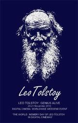 Постер к фильму «Лев Толстой: живой гений»