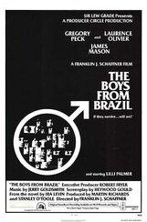 Постер к фильму «Мальчики из Бразилии»