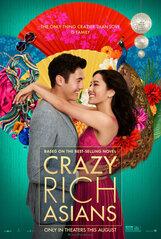 Постер к фильму «Чокнутые богатые азиаты»