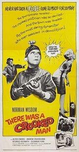 Постер к фильму «Жил-был мошенник»