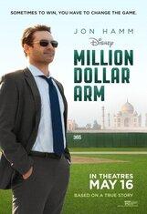 Постер к фильму «Рука на миллион»