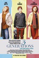 Постер к фильму «Три поколения»