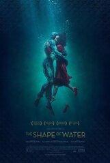 Постер к фильму «Форма воды»