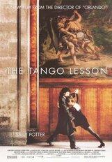 Постер к фильму «Урок танго»
