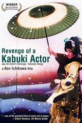 Постер к фильму «Месть актера»